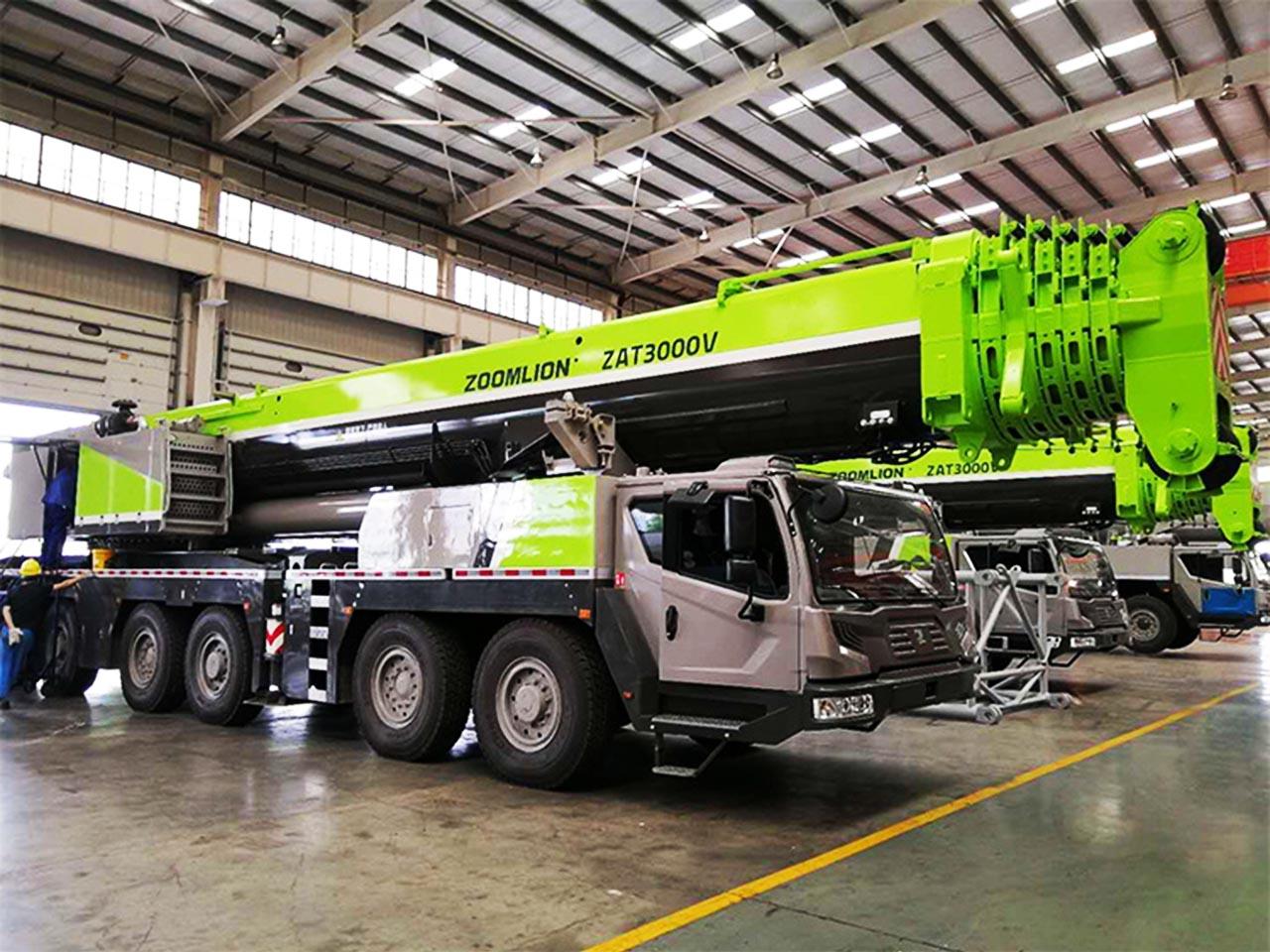 cho thuê xe cẩu chuyên dụng 300 tấn