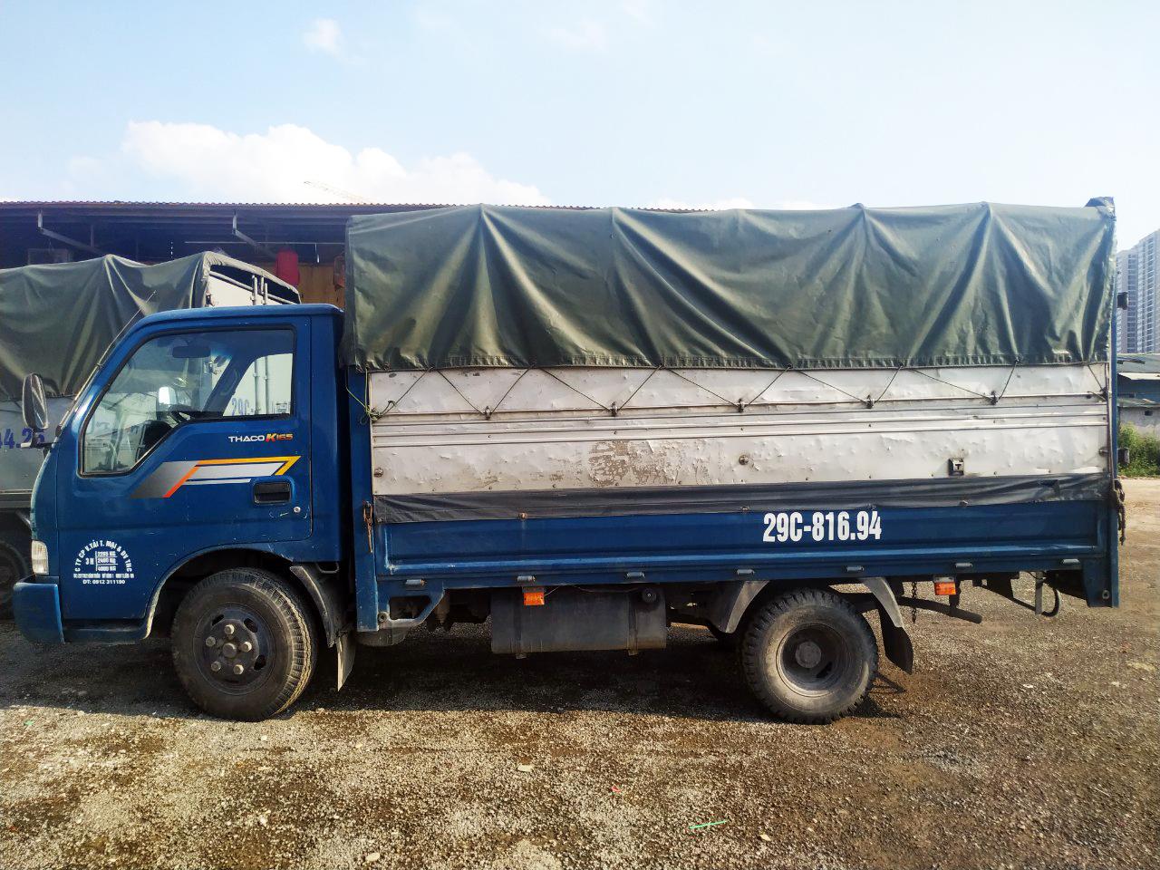 cho thuê xe tải 1,25 tấn
