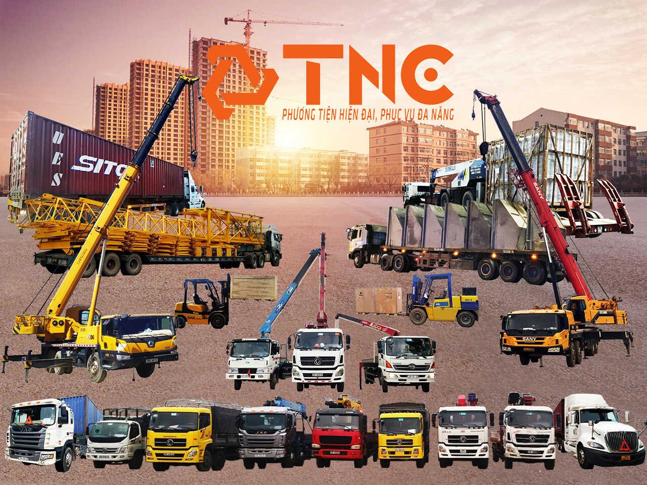 dịch vụ vận tải cẩu hạ uy tín chuyên nghiệp tại Hà Nội